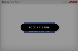 book a tee time online at The Links at Spruce Grove