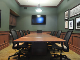 conference meeting room at The Links at Spruce Grove