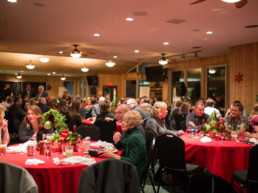 group booking christmas party at The Links at Spruce Grove